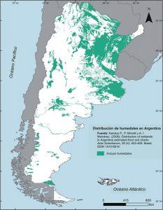 En Argentina, cerca del 23% del territorio incluye humedales3, Dentro de éstos se destacan los sistemas fluviales asociados a la Cuenca del Paraná-Paraguay y en particular el Delta del Río Paraná, por su magnitud, su biodiversidad, y los bienes y servicios ecosistémicos que provee5,6,7.