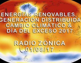 Juan Carlos Villalonga en Radio Zónica – 01/08/17